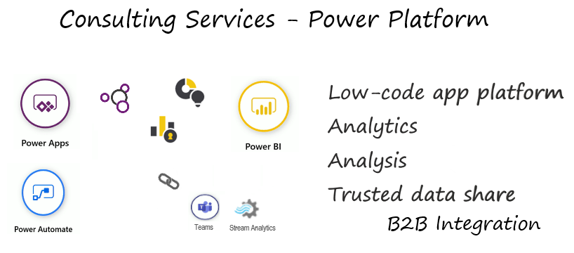 Consulting services - Microsoft Power Platform